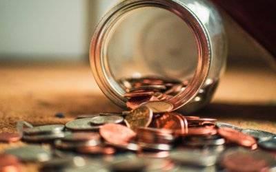Scheiden met schulden