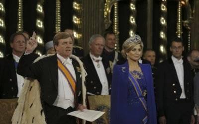 De trouwdag van Willem-Alexander en Máxima